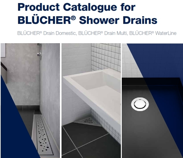 BLÜCHER_shower_drains_catalogue